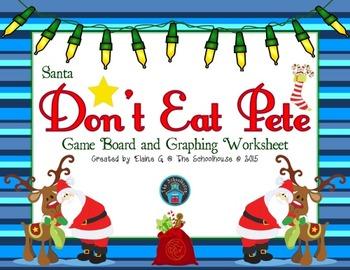 Don't Eat Pete Game - Santa