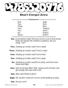 Don't Forget Zero