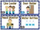 Don't Forget to Help! Elephant Themed Classroom Jobs Display & Clip Chart