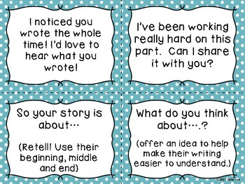 Don't Forget to Share! Sharing sentence starters, task cards