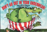Don't Go Out in Your Underwear!: Poetry Collection 67 Poem