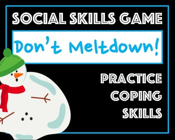 Don't Have a Meltdown!