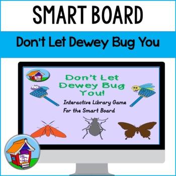 Don't Let Dewey Bug You