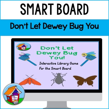 Don't Let Dewey Bug You