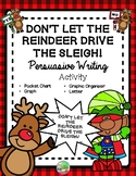 Don't Let The Reindeer Drive The Sleigh (Persuasive Writing)