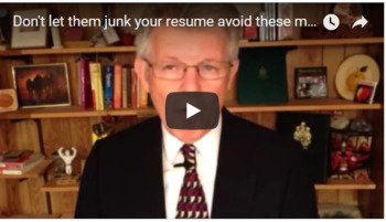 Don't Let Them Junk Your Resume – Avoid These Mistakes