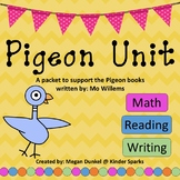 Don't Let the Pigeon Drive the Bus Activity Pack & More!