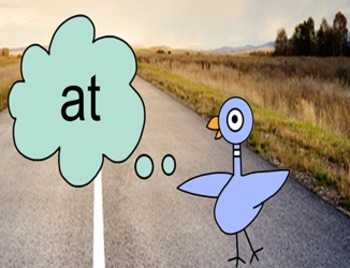 Don't Let the Pigeon Drive the Letters
