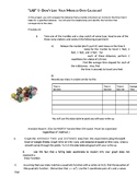 Don't Lose Your Marbles Over Calculus