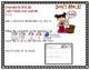 Don't Melt CVC Words FREE File Folder Game