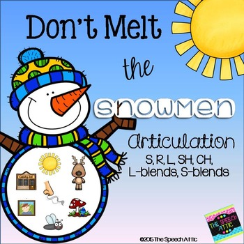 Don't Melt the Snowmen