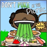 Don't Puke at the Picnic:  A (Gross!) Interactive Game for