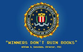 Don't Ruin Books Poster