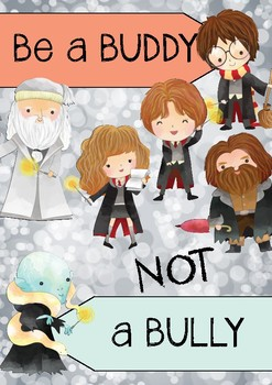 Don't be a Bully - Wizard Theme