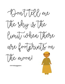 Don't tell me the sky is the limit