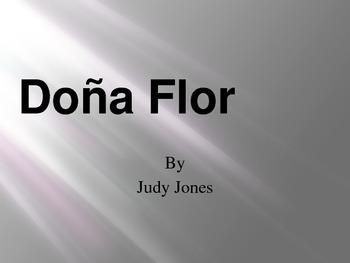 Dona Flor Vocabulary