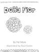 Doña Flor by P. Mora - Mini Lesson Worksheets - Reading ESL/ELL/ESOL