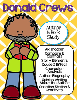 Donald Crews Author & Book Study