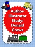 Donald Crews Author-Illustrator Study
