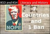 Donald Trump 7 Countries and 1 Ban
