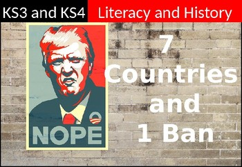 Donald Trump 7 Countries and 1 Ban