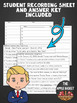 Donald Trump Facts: Sentence Editing Task Cards for Third Graders