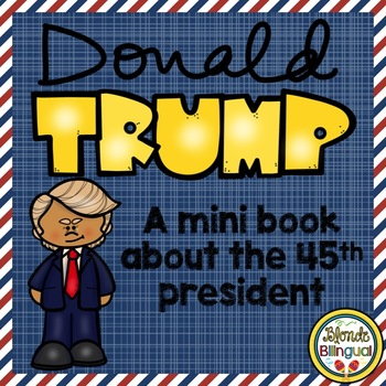 Donald Trump Mini Book