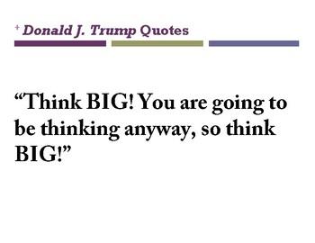 Donald Trump Posters
