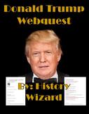 Donald Trump Timeline Webquest
