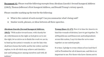 Donald Trump's Victory Speech Rhetorical Analysis