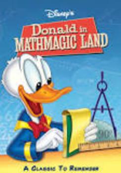 Donald in Mathmagic Land Video (Word)