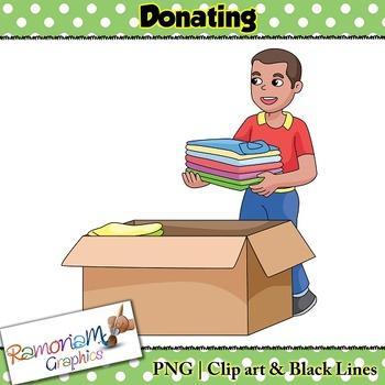 Donations Clip art