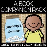 Donavan's Word Jar (A Book Companion Pack)
