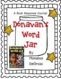 Donavan's Word Jar by Monalisa DeGross - A Complete Book R