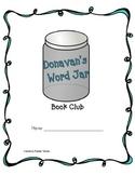 Donavan's Word Jar Book Club