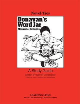 Donavan's Word Jar - Novel-Ties Study Guide