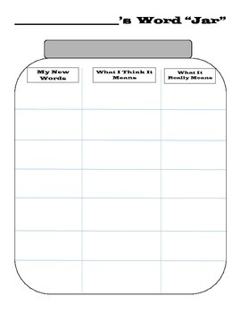 Donavan's Word Jar Word Finder Page