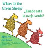 Donde Esta La Oveja Verde / Where is the Green Sheep Activities Bundle
