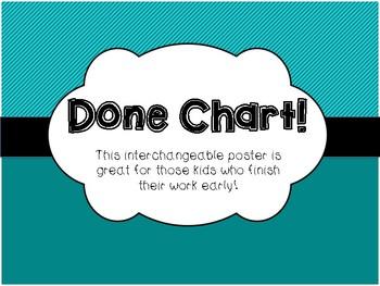 Done Chart!