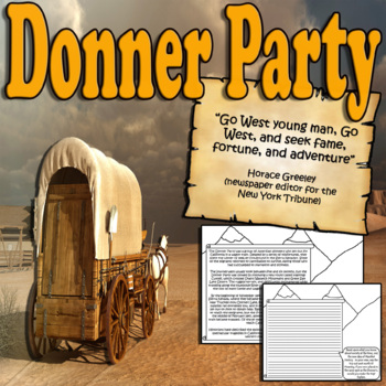 Donner Party - Common Core