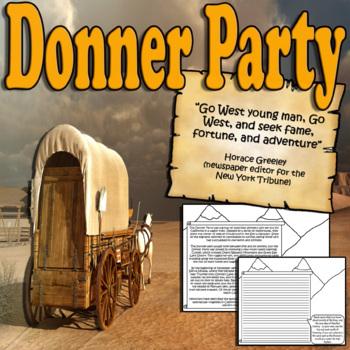 Donner Party - Common Core