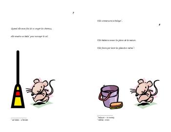 Donnez un biscuit à une souris French Storybook