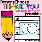 DonorsChoose Thank You Notes (Writing)
