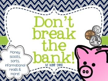 Don't Break the Bank: All About Money