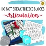 Do Not Break the Ice Blocks Articulation