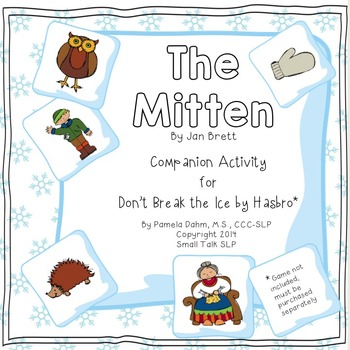 Don't Break the Ice Game Companion: The Mitten