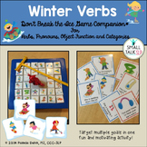 Don't Break the Ice Game Companion: Winter Verbs