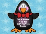 Don't Break the Ice Subtraction Facts Game