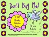 Don't Bug Me! A CVC Nonsense Word Blending Game