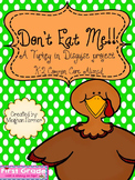 Don't Eat Me! A Turkey in Disguise Project
